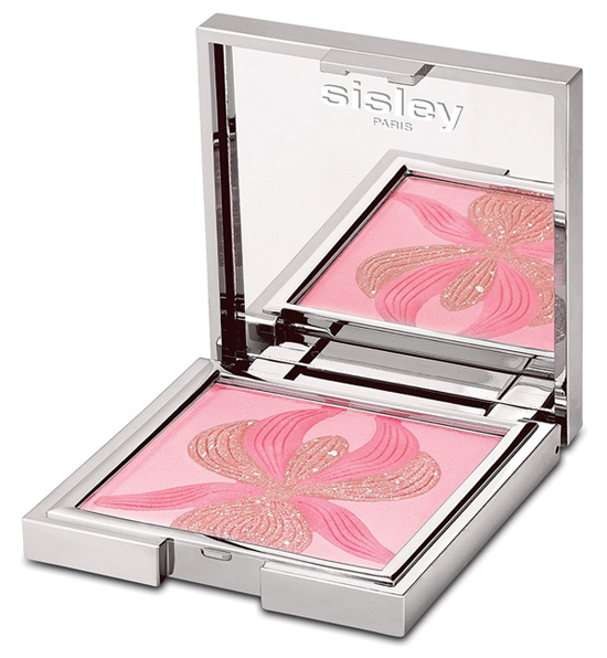 Sisley-L'Orchidée-Rose-Highlighter-Blush