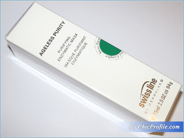 Swiss-line-Ageless-Purity-Purifying-Enzymatic-Mask-Packaging