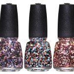 China Glaze Surprise Collection Spring 2014