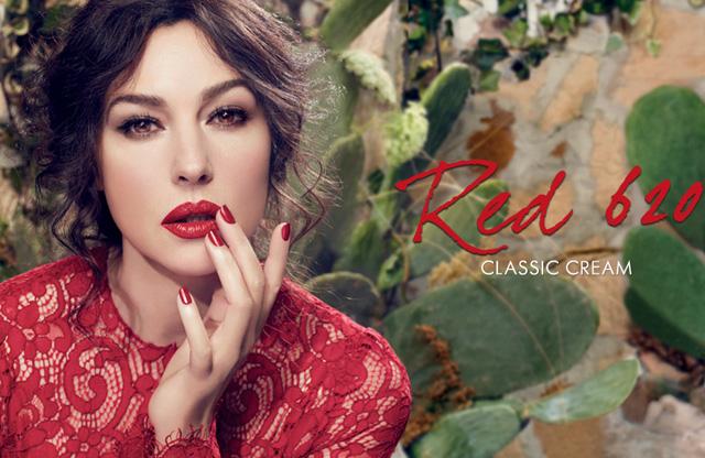Dolce-Gabbana-Classic-Cream-Lipstick-Monica-Bellucci-2014
