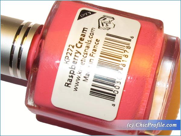 Kinetics-Raspberry-Cream-Nail-Polish