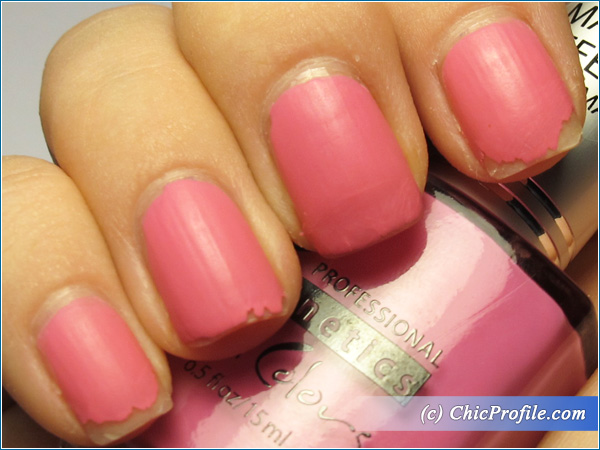 Kinetics Very Berry Nail Polish Review Swatches Long Lasting Test Beauty Trends And Latest
