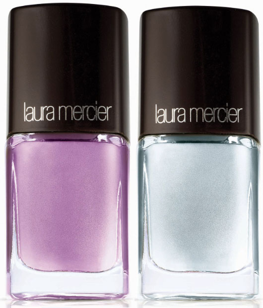 Laura Lacquer Nail Polish: Laura Mercier New Attitude Collection For Summer 2014