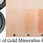 MAC Mineralize Eye Shadow X4 – Swatches!
