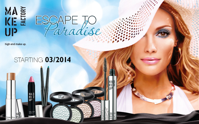 Make-Up-Factory-Escape-to-Paradise-2014