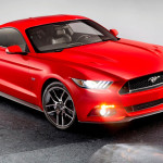 OPI Ford Mustang Collection for Summer 2014