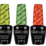 OPI Neon GelColor Collection Summer 2014