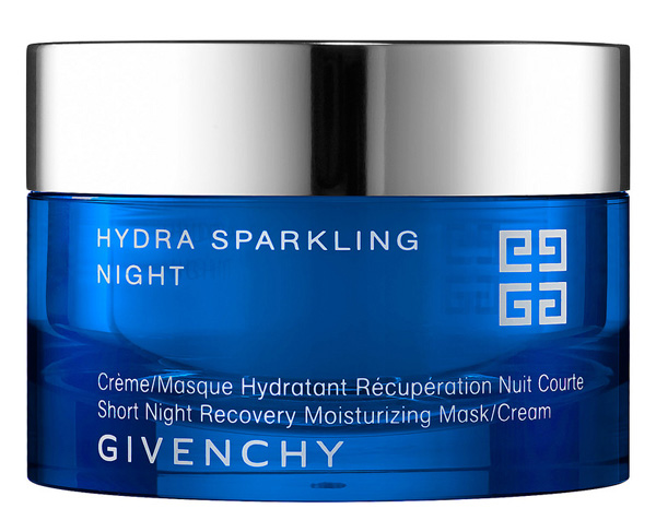 Givenchy-Hydra-Sparkling-Night-Recovery-Moisturizing-Cream-Mask