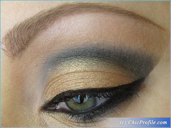 Gold-Black-Dramatic-Makeup-Look