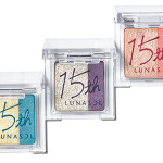 Lunasol 15th Anniversary Collection for Summer 2014