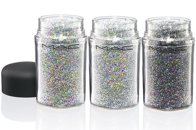 Mac 3d Glitter Collection For Summer 2014 Beauty Trends
