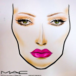 MAC Kelly & Sharon Osbourne Summer 2014 Collection – Color Story & Face Charts