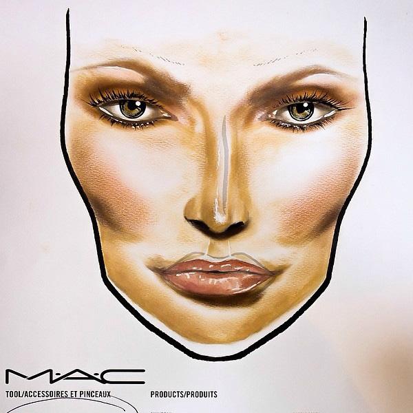 MAC-Sharon-Osbourne-Face-Chart