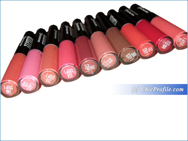 Max-Factor-Lipfinity-Collection-Review