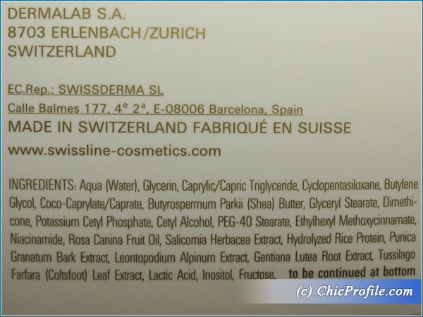 Swiss-line-Force-Vitale-Aqua-Vitale-Cream-Ingredients