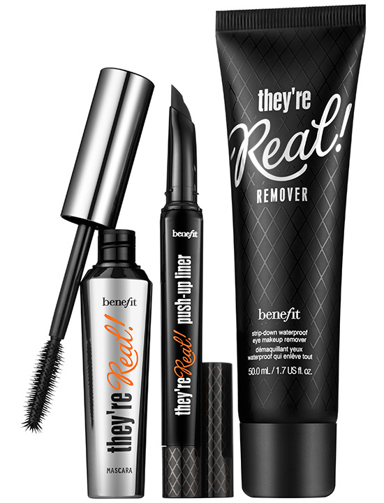 Benefit They're Real PushUp Liner for Summer 2014 – Beauty Trends