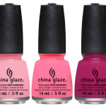 China Glaze Off Shore Summer 2014 Collection