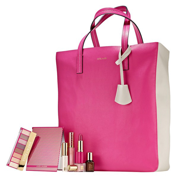 Estee Lauder Spring into Pink Gift with Purchase - Beauty Trends and Latest Makeup Collections | Chic Profile