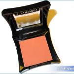 Illamasqua Flirtatious Velvet Blusher Review, Swatches, Photos