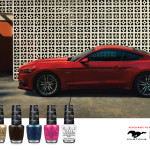 OPI Ford Mustang Summer 2014 Collection