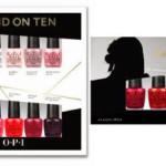 OPI Holiday 2014 Gwen Stefani New Nail Lacquers