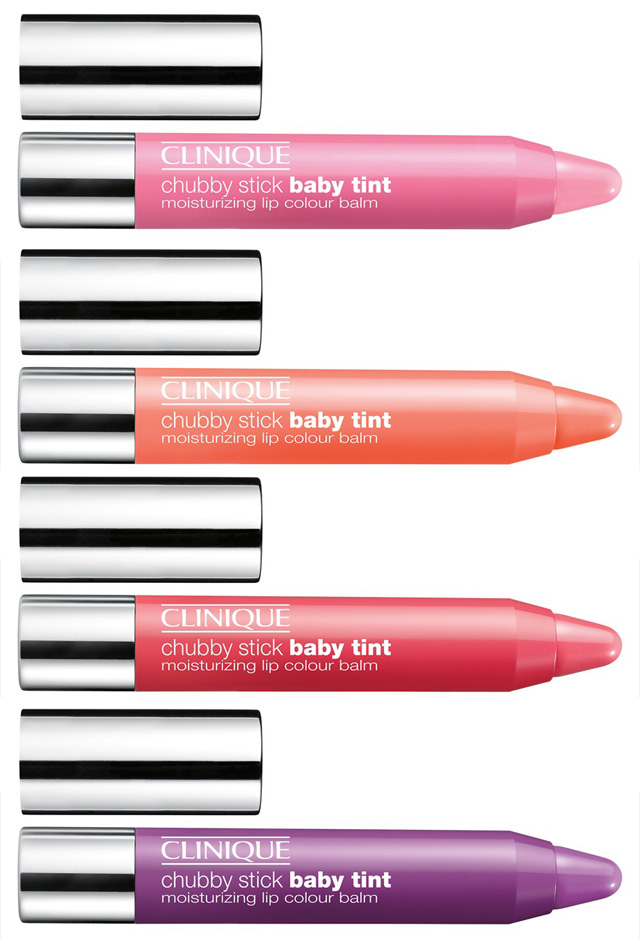 Clinique Chubby Stick Baby Tint Summer 2014 Lip Color