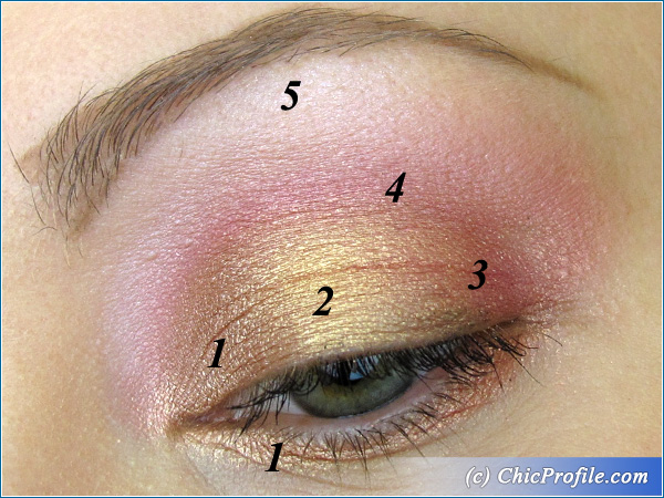 MAC-Tan-Melon-Fuchsia-Rose-Pigment-Makeup-3