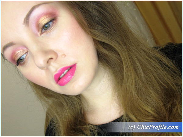 MAC-Tan-Melon-Fuchsia-Rose-Pigment-Makeup