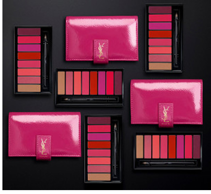 Ysl Extremely Versatile Lip Palette Beauty Trends And