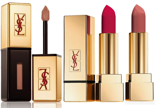 YSL Leather Fetish Fall 2014 Collection - Beauty Trends and Latest Makeup Collections | Chic Profile