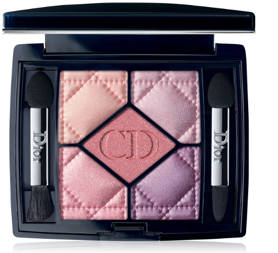 Dior-5-Couleurs-Eye-Shadow -Palette -Tutu