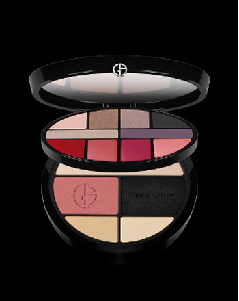 Giorgio Armani Color Ecstasy Palette For Fall 2014