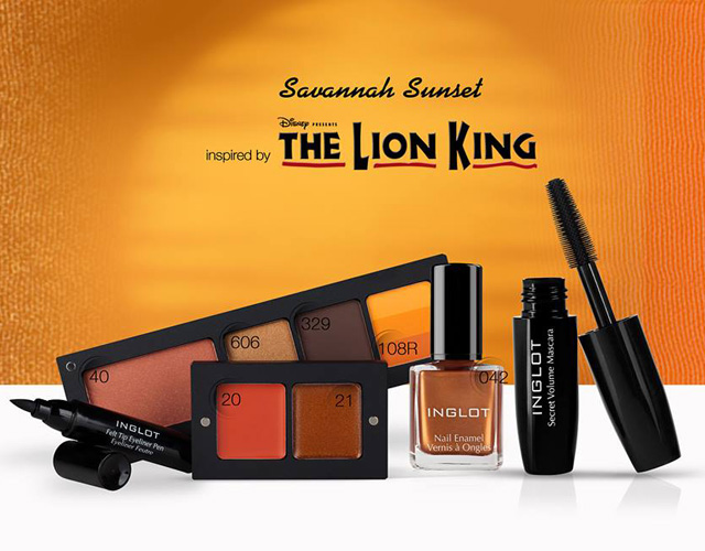 Inglot-Savannah-Sunset-Lion-King-Collection-2014