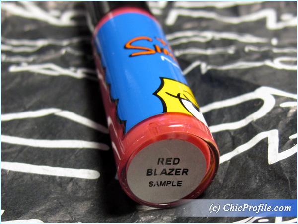 MAC-Simpsons-Red-Blazer-Lipglass-Review-3