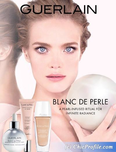 Guerlain Blanc de Perle Spring 2014 Makeup Collection advise