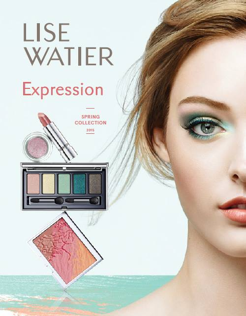 Lise-Watier-Expression-Spring-2015-Collection