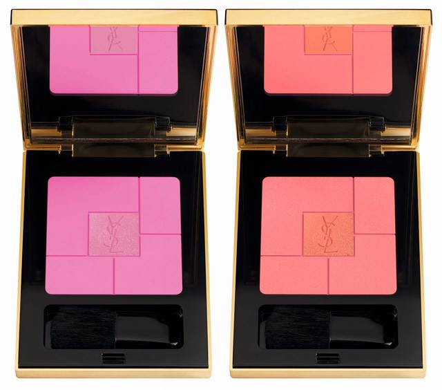 YSL Spring 2015 Makeup Collection