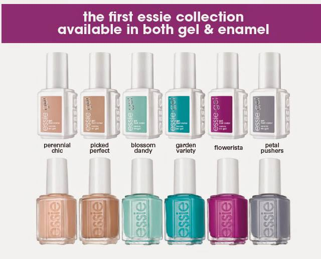 Essie Nail Polish 2016 Spring | Hession Hairdressing