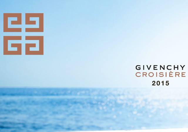 Givenchy-Croisiere-2015-Summer