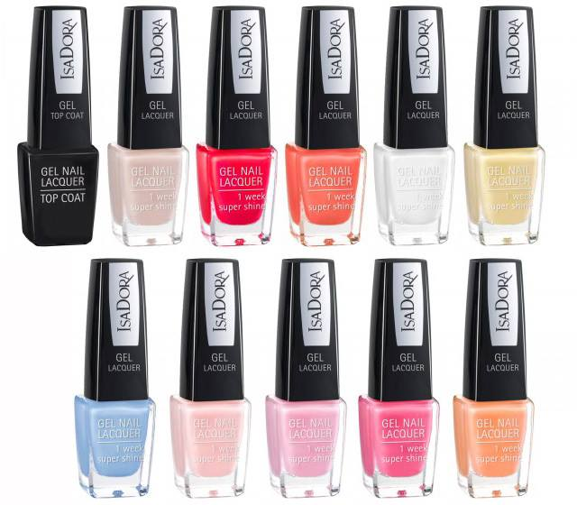 Isadora-Gel-Nail-Lacquer-2015-Spring-1 - Beauty Trends and Latest ...