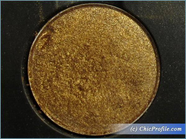 MAC Amber Lights Eyeshadow Review