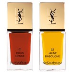 YSL Terre Saharienne Summer 2015 Collection