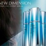 Eva Mendes for Estee Lauder New Dimension Skincare Fall 2015 Collection