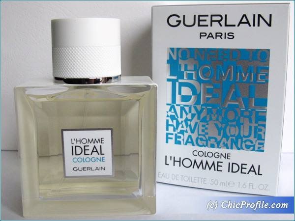 guerlain l 39 homme ideal fragrance for summer 2015 beauty trends and latest makeup collections. Black Bedroom Furniture Sets. Home Design Ideas