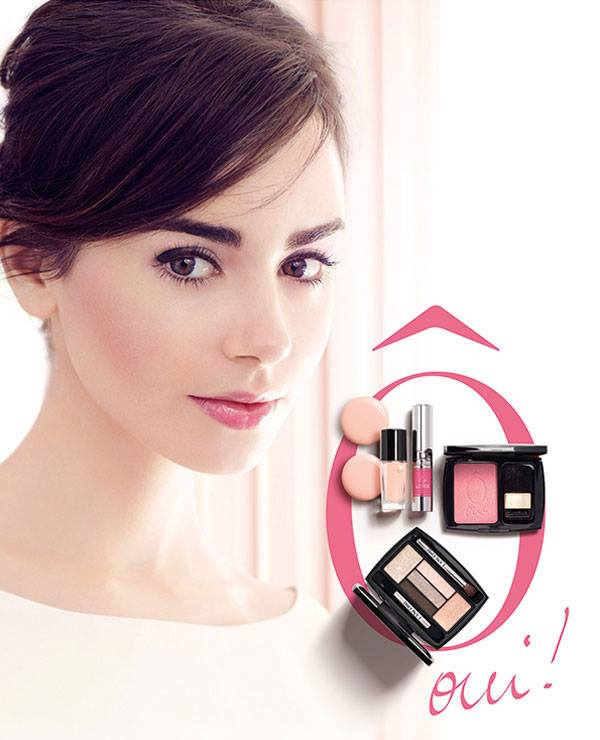 Lancome Oui Bridal Collection Spring 2015 Beauty Trends