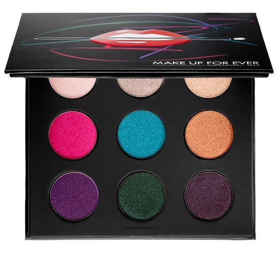 Make-Up-For-Ever-Electric-Artist-Palette-2015-Summer
