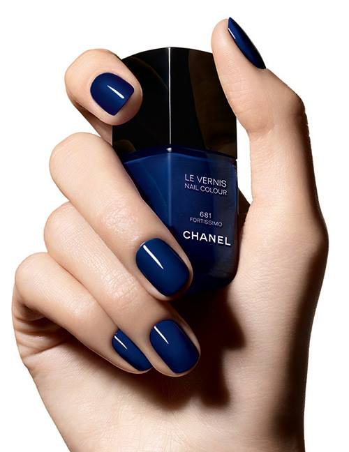 Chanel Blue Rhythm Summer 2015 Collection Promo Photos Beauty Trends And Latest Makeup