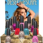 China Glaze Desert Escape Summer 2015 Collection