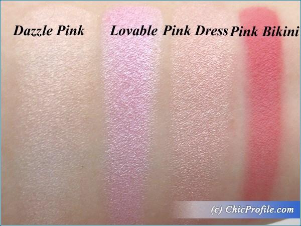 Mustae-Eyeshadow-Dazzle-Pink-Lovable-Pink-Dress-Pink-Bikini-Swatches