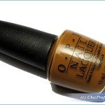OPI A-Pierce To Be Tan Nail Lacquer Review, Swatches, Before & After Photos